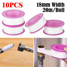 """New listing 10x Roll Teflon Plumbing Fitting Thread Seal Tape 5/8""""x 315"""" Ptfe For Water Pipe"""