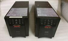 2 x APC Smart-UPS 750