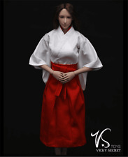 MEW VStoys OB UD 1/6 action figure toys Japan miko suit The kimono Kendo uniform
