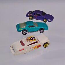 1963 Mattel 1988 Hotwheels 1989 Rockabilly