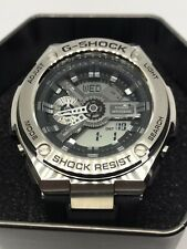 Casio G-Shock G-Steel Stainless 200m Tough Outdoor Watch New Boxed