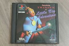 Little Big Adventure (1997, Playstation, PAL region code) Complete