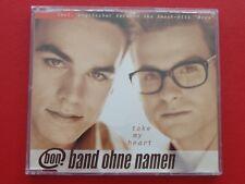 BAND OHNE NAMEN - TAKE MY HEART , Maxi EP Musik CD Rock Pop ~021