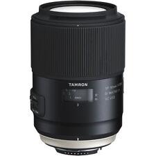 Tamron SP 90mm f/2.8 Di Macro 1:1 VC USD Lens F017 For Canon EF QQ