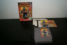 Nintendo Nes Shadow Warriors CIB Complete