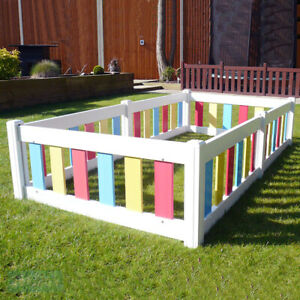 Baby and Toddler Garden Playpen for Outdoors