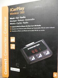 Monster ICarPlay Wireless 300