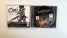 (PS1) DARK STONE: COMPLETE (PLAYSTATION 1)