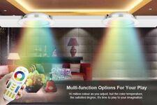 MiLight LED-Downlight RGB+CCT 12W 230V Einbauleuchte steuerbar über Funk WLAN