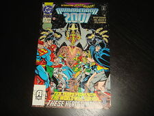 ARMAGEDDEON 2001 #1  2nd Print  1st Waverider  DC Comics 1991  NM