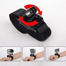 Correas negras para cámaras de vídeo y fotográficas GoPro