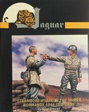 "Jaguar - 1/35 ""Steamboat Willie"" The Sniper, Normandy 1944 (2 Figures & Base) -"