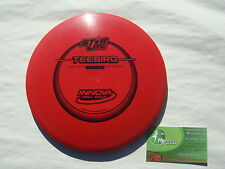 Disc Golf Innova Starlite Teebird Overstable Fairway Driver 157g Red