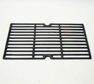 BBQ Barbecue Grill Cast Iron Grate 9-1/4 x 16-7/8 CharBroil Kenmore Master Chef