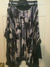 2 Pc Simply Vera Wang Fleece Tunic & Sleep Pant Pajama Set  NWT  Retail $56  Med