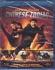 Blu-ray **CHINESE ZODIAC** con Jackie Chan nuovo 2012
