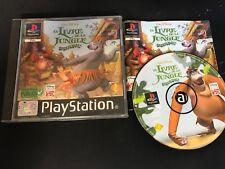 PS1 : disney le livre de la jungle