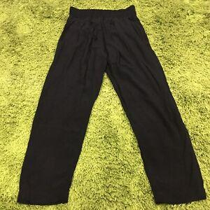 Scanlan Theodore Black Pants Trousers Size 10