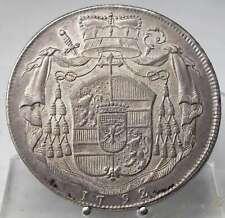1 Taler 1792, Salzburg, Colloredo, Silber