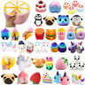 AU Jumbo Slow Rising Squishies Scented Kawaii Soft Squishy Squeeze Toy Gift New