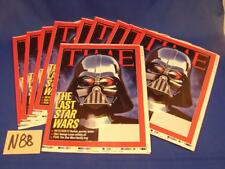 N88 LOT 10 VINTAGE MAY 9, 2005 UNCUT TIME MAGAZINE COVERS THE LAST STAR WARS