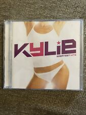 KYLIE MINOGUE - GREATEST HITS - CD DOUBLE ALBUM