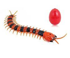 Infrared Remote Control USB RC Centipede Scolopendra Creepy-crawly Toys Mischief