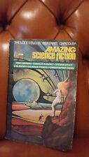amazing science fiction vintage book 1977 the long fall