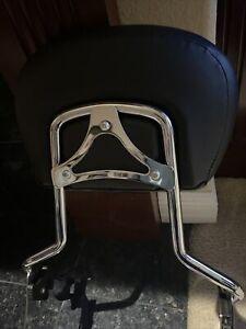 Genuine Harley Davidson Detachable Passenger Backrest Fits Touring 09-21 New