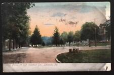 Park Place Lebanon Pa 1907 Illustrated Postal Card Co 144-4