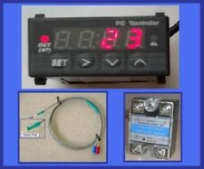 1/32 Mini PID Temperature Controller SSR Rancilio Silvia Espresso Coffee Brewing