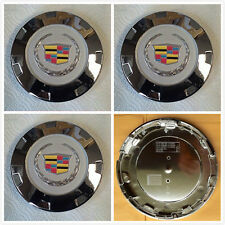 4X New GM Cadillac Escalade 22 inch wheel center Hub caps 9597355 2007-2015