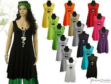 PoCoDeSiGn LAGENLOOK Top Long-Shirt Tunika L XL XXL XXXL 44 46 48 50 52 54 56 58