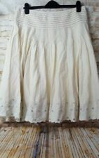 Hobbs Women's Linen Skirts Flare