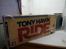 PS3 Tony Hawk: Ride Sony Playstation 3 Skateboard FOR PARTS NOT WORKING