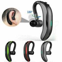 Bluetooth Wireless Headset Stereo Kopfhörer Kopfhörer Sport Handfree Für Handy