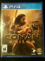 Conan Exiles PS4 PlayStation 4 Brand New Sealed
