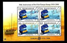 """BAHAMAS - BF - 2005 - 50 anni della serie """"Europa CEPT"""""""