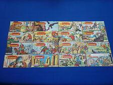 KINOWA ALBI STELLA D'ORO V SERIE 1/18 COMPLETA - 2 Ed. DARDO 1960 - OTTIMA !! !!
