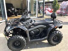 ATV Quad Iron Black MAX, Seilwinde, 27 PS, Allrad, AHK, Zulassung