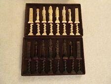 Egyptian Chess Pieces - SAC (Studio Ann Carlton)