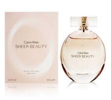CK Sheer Beauty By Calvin Klein 3.3 / 3.4 Oz EDT Spray NIB Sealed Perfume Women
