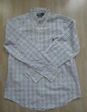 Karierte normale klassische Ralph Lauren Herrenhemden
