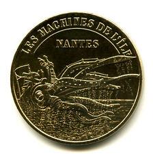 44 NANTES Les Machines de l'Ile, Le calamar, 2010, Monnaie de Paris