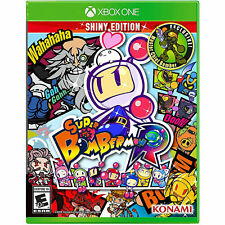Super Bomberman R Shiny Edition Xbox One Video Game