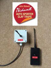 Bidwell Clay Pigeon Trap Wireless Radio Single