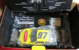KURT BUSCH,   1/24 2002 TEAM CALIBER OWNER SERIES, #97, RUBBERMAID-SHARPIE