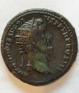 Antoninus Pius AE dupondius