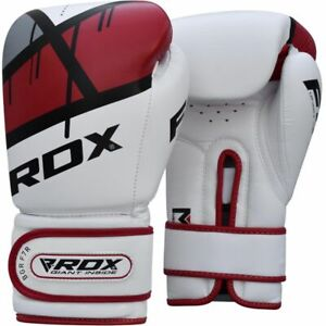 RDX F7 Ego Training Boxing Gloves Red,12oz