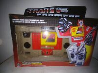 Hasbro Transformers G1 Autobot Blaster Action Figure *Boxes are not perfect*